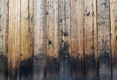 Detalle de la pared en madera fotos de archivo libres de regalías