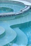 Detalle de la piscina Foto de archivo libre de regalías
