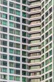 Detalle de la propiedad horizontal Foto de archivo libre de regalías