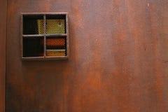 Detalle de la puerta Imagen de archivo libre de regalías