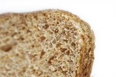 Detalle de la rebanada del pan Fotografía de archivo libre de regalías