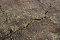 Detalle de la roca Fotos de archivo libres de regalías