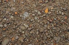 Detalle de la roca Fotos de archivo