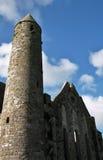 Detalle de la roca de Cashel, Irlanda Fotos de archivo