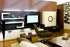 Detalle de la sala de estar Imagen de archivo libre de regalías