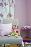 Detalle de la sala de estar Imagen de archivo