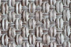 Detalle de la tapicería del sofá Fotos de archivo libres de regalías
