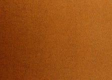 Detalle de la textura de Brown Cork Board Fotos de archivo libres de regalías