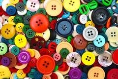detalle de la textura de los botones Fotos de archivo libres de regalías