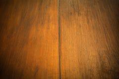 Detalle de la textura de madera de la teca Imagen de archivo