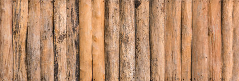 Detalle de la textura de madera decorativo Fotografía de archivo libre de regalías