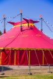 Detalle de la tienda de circo Fotografía de archivo