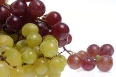 Detalle de la uva Foto de archivo libre de regalías