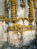 Detalle de la ventana de Capitulo Fotos de archivo