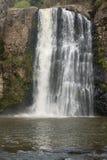 Detalle de las caídas de Hunua Foto de archivo libre de regalías