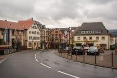 Detalle de las calles de Klingenberg Fotografía de archivo libre de regalías