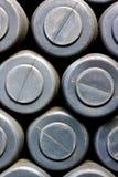 Detalle de los barriles Imagen de archivo
