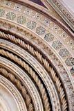 Detalle de los trabajos de mosaico Imágenes de archivo libres de regalías