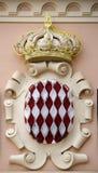 Detalle de Mónaco Imágenes de archivo libres de regalías
