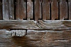 Detalle de madera Foto de archivo libre de regalías