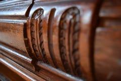 Detalle de madera Fotografía de archivo libre de regalías