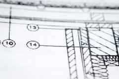 Detalle de madera de la construcción imágenes de archivo libres de regalías