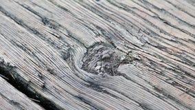 Detalle de madera oxidado de la textura en el puente almacen de metraje de vídeo