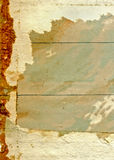 Detalle de papel rasgado del grunge Imagen de archivo libre de regalías