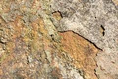 Detalle de piedra abstracto del fondo de la textura Fotos de archivo libres de regalías