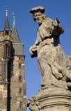 Detalle de Praga Fotos de archivo libres de regalías