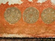 Detalle de talla de piedra Angkor Wat camboya fotografía de archivo libre de regalías