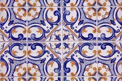Detalle de tejas tradicionales en fachada de la casa vieja Imagenes de archivo
