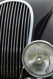 Detalle de un coche clásico Foto de archivo