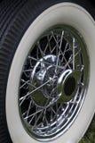 Detalle de un coche clásico Foto de archivo libre de regalías