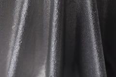 Detalle de un pedazo hecho del aluminio fotos de archivo