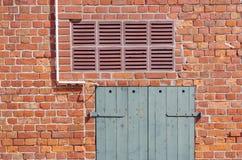Detalle de una pared Imagen de archivo libre de regalías