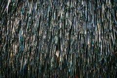 Detalle de una pared destruida Fotos de archivo