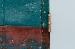 Detalle de una puerta Imagen de archivo libre de regalías