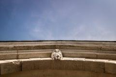 Detalle de Venecia Rialto imágenes de archivo libres de regalías