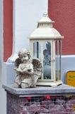 Detalle del ángel Imagenes de archivo