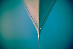 Detalle del arco de la entrada Fotos de archivo libres de regalías