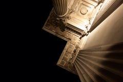 Detalle del arco de Wellington, Londres Fotos de archivo libres de regalías