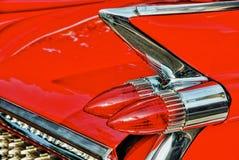 Detalle del automóvil de la vendimia Imagen de archivo