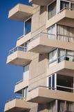 Detalle del balcón, Vina del Mar Imagenes de archivo