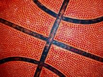 Detalle del baloncesto Fotografía de archivo