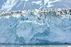 Detalle del borde del glaciar. Foto de archivo libre de regalías