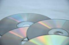 Detalle del CD fotografía de archivo libre de regalías