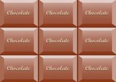 Detalle del chocolate libre illustration