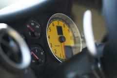 Detalle del coche Imagenes de archivo