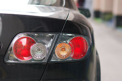 Detalle del coche Fotos de archivo libres de regalías